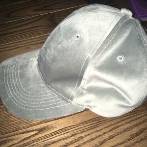 Strap back hat